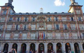 Casa de la Panadería na Plaza Mayor