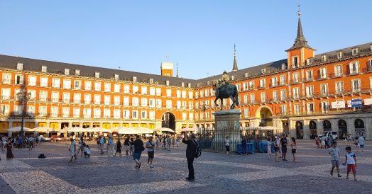 Pontos turísticos de Madrid: Plaza Mayor