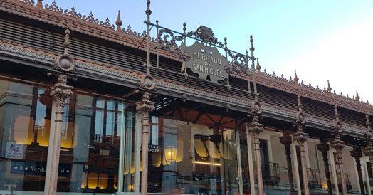 Pontos turísticos de Madrid: Mercado de San Miguel