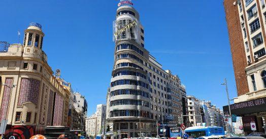 Pontos turísticos de Madrid: Gran Vía