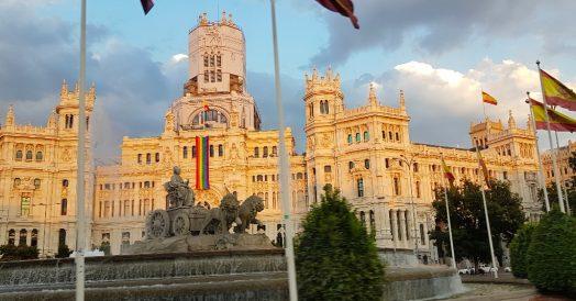 Pontos turísticos de Madrid: Plaza de Cibeles