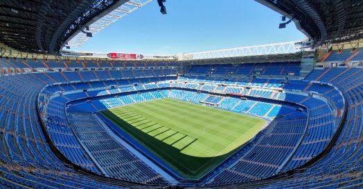 Pontos turísticos de Madrid: Estádio Santiago Bernabéu