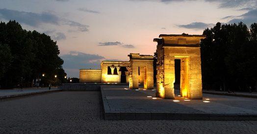 Pontos turísticos de Madrid: Templo de Debod