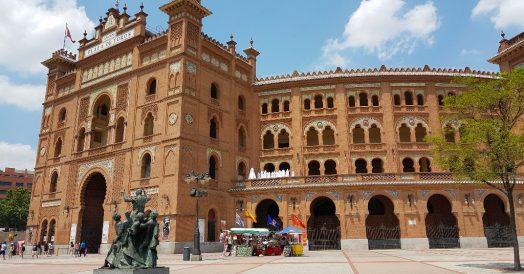 Pontos turísticos de Madrid: Plaza de toros las Ventas