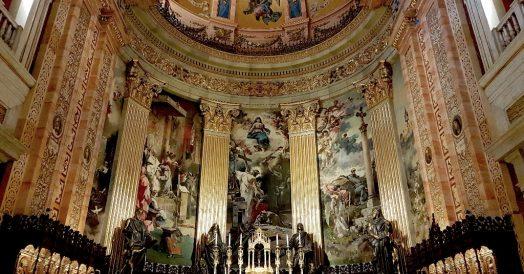 Pontos turísticos de Madrid: Basilica San Francisco el Grande