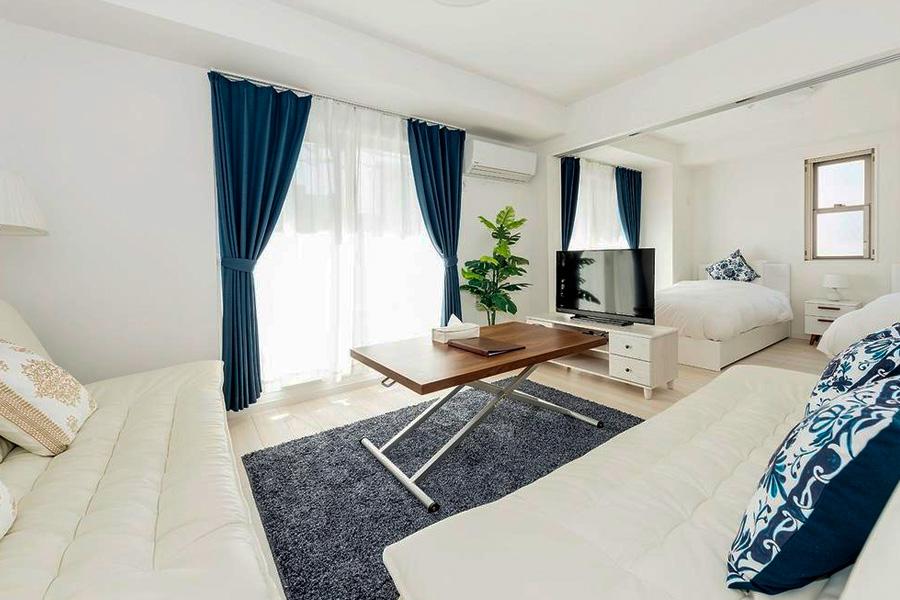 Apartamento para 6 pessoas em Asakusa