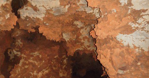 Dolomite Rock crescendo com o tempo