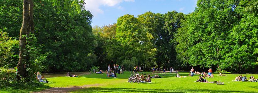 Roteiro de 2 dias em Munique: Englischgarten