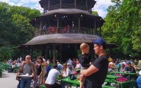 Torre Chinesa no Englischgarten
