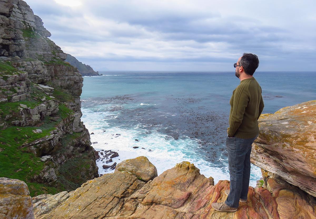 Cabo da Boa Esperança: extremo sudeste da África