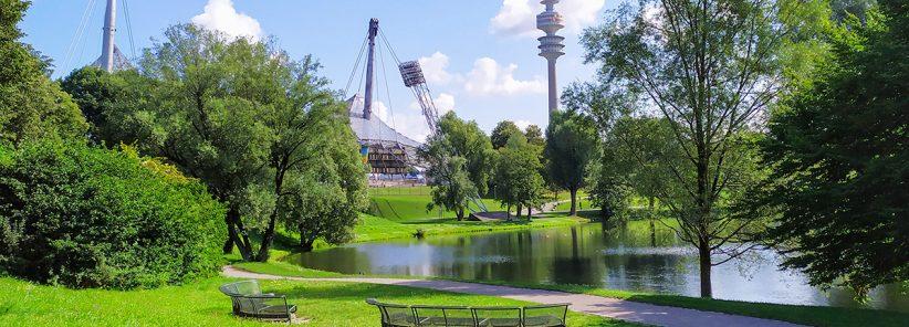 Roteiro em Munique: Olympiapark