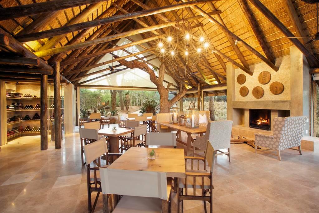 Restaurante do Kapama Southen Camo