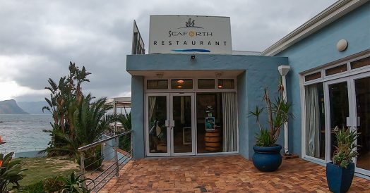 Restaurante Seaforth em Boulders Beach