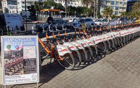 Up Cycle: estação de Sea Point