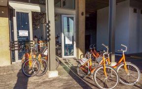 Up Cycle: estação do V&A Waterfront Silo 5