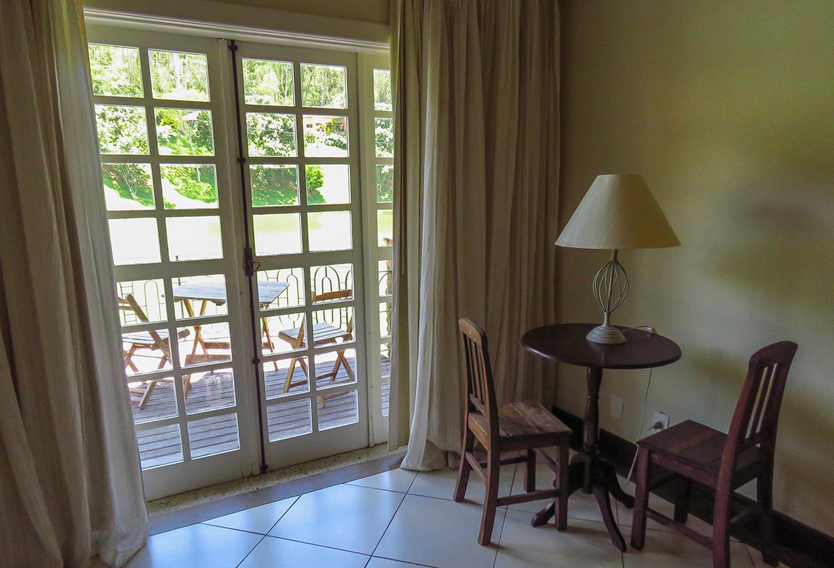 Apartamentos com varanda na Fazenda Ribeirão