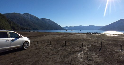 Road trip Chile: Playa Negra
