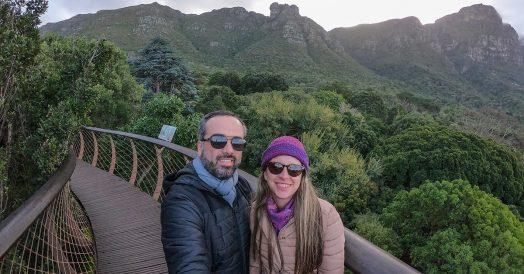 Roteiro África do Sul: Kirstenbosch