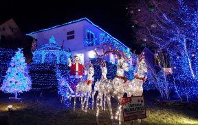 Natal em Nova York: Visitando as Casas Iluminadas do Dyker Heights