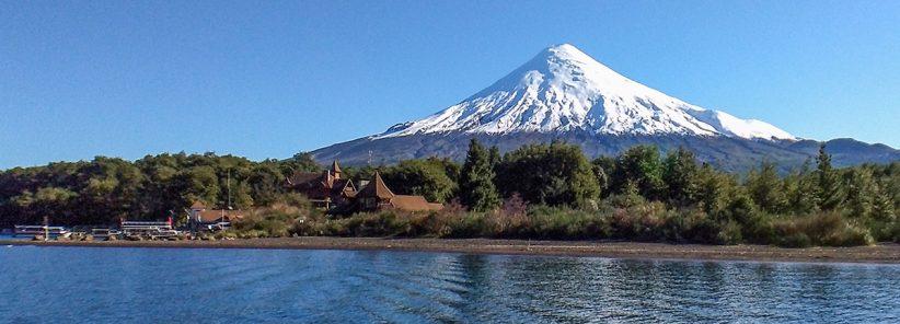 Road Trip Chile: Vulcão Osorno e Lago