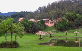 Sede da Fazenda Ribeirão