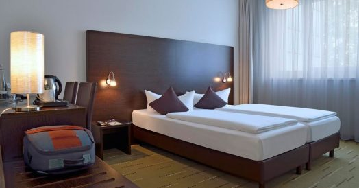 Quarto do Best Western Hotel am Spittelmarkt