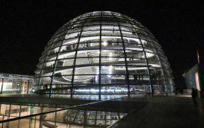Moderna cúpula do Reichstag