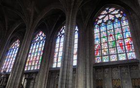 Vitrais da Église Notre-Dame du Sablon