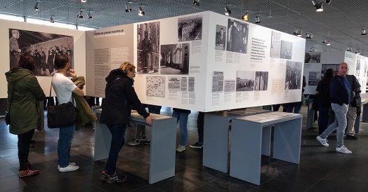 Exposição conta história do nazismo