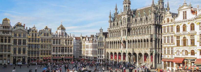 Grand-Place em Bruxelas