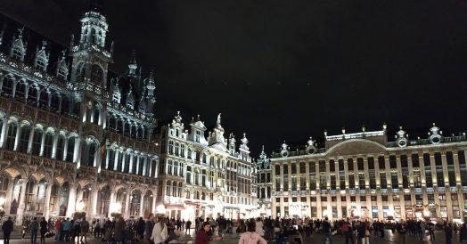 O que fazer em Bruxelas: Grand Place