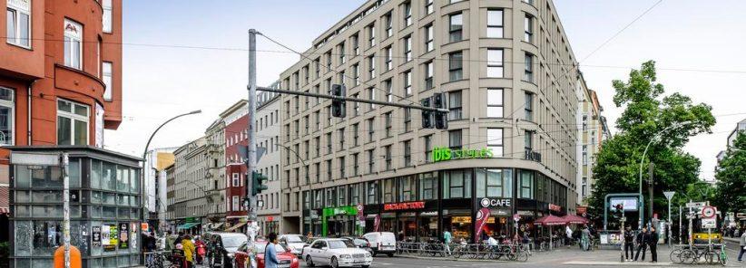 Onde ficar em Berlim: ibis Styles Hotel Mitte