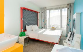 Quarto do ibis Styles Hotel Berlin Mitte
