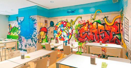 Restaurante do ibis Styles Hotel Mitte