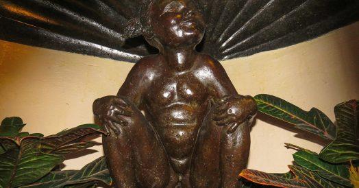 Estátua de Jeanneke Pis