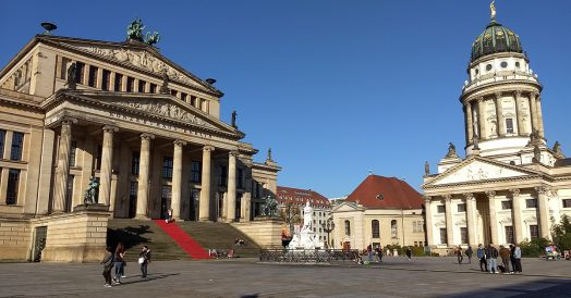 Konzerthaus e Französischer Dom