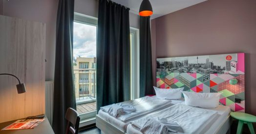 Quarto do MEININGER Hotel Berlin Alexanderplatz