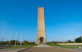 Memorial da Libertação Soviética em Sachsenhausen