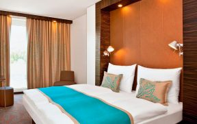 Quarto do Motel One Berlin-Potsdamer Platz