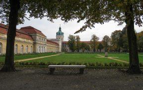 Palácio de Charlottenburg em Berlim