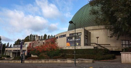 Planetário de Bruxelas