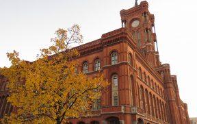 Rotes Rathaus: a prefeitura vermelha