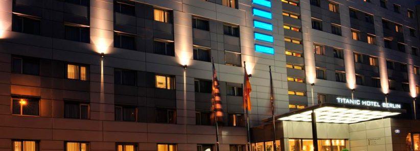 Onde ficar em Berlim: TITANIC Comfort Mitte