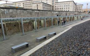 Muro de Berlim na Topografia do Terror