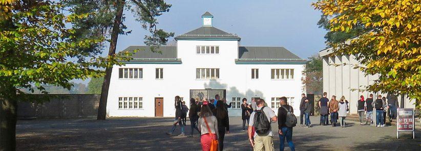 Torre A: Entrada de Sachsenhausen