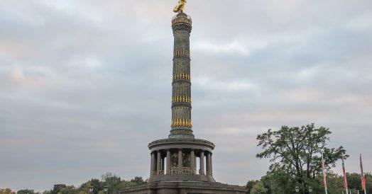 O que fazer em Berlim: Coluna da Vitória
